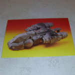 1994 GI Joe 30th Salute #77  Stardate 92 Trading card